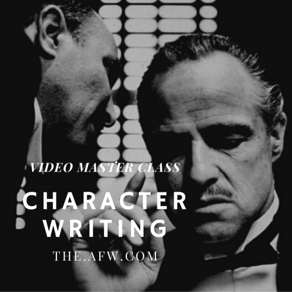 Character Writing Video Course