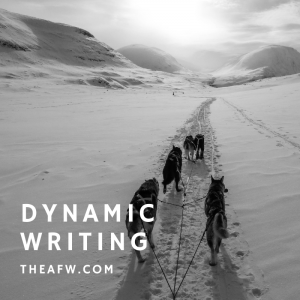 Dynamic Writing